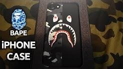 Glow in the Dark City Camo BAPE iphone Case 100% Authentic @pondon
