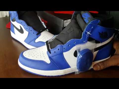 Air Jordan 1 Game Royal Review  Watch This Before You Buy  - YouTube 7cd9ac8e9