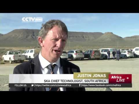 South Africa commissions 16 dishes of multi-radio telescope