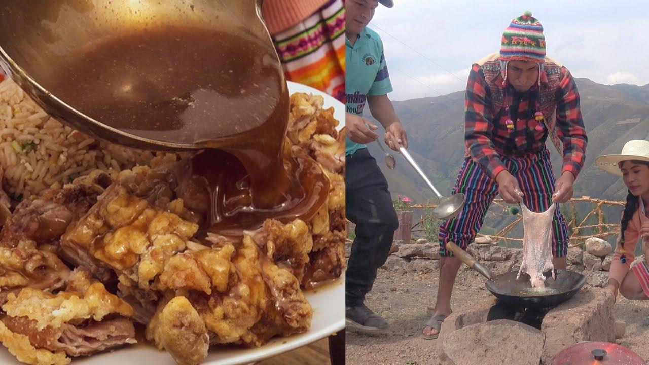 Exquisito CUY CHI JAU KAY Favoritos de los Peruanos fácil y rápido - CHOLO AQUILES