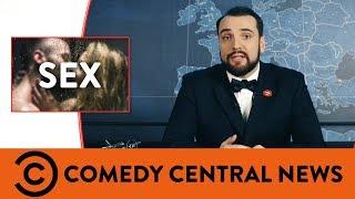 Sex | Staffel 1 - Folge 21 | CC:N - Comedy Central News mit Ingmar Stadelmann