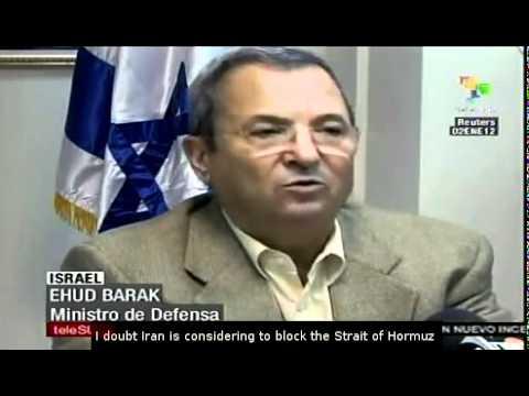 Ehud Barak: Iran will not dare to block Strait of Hormuz