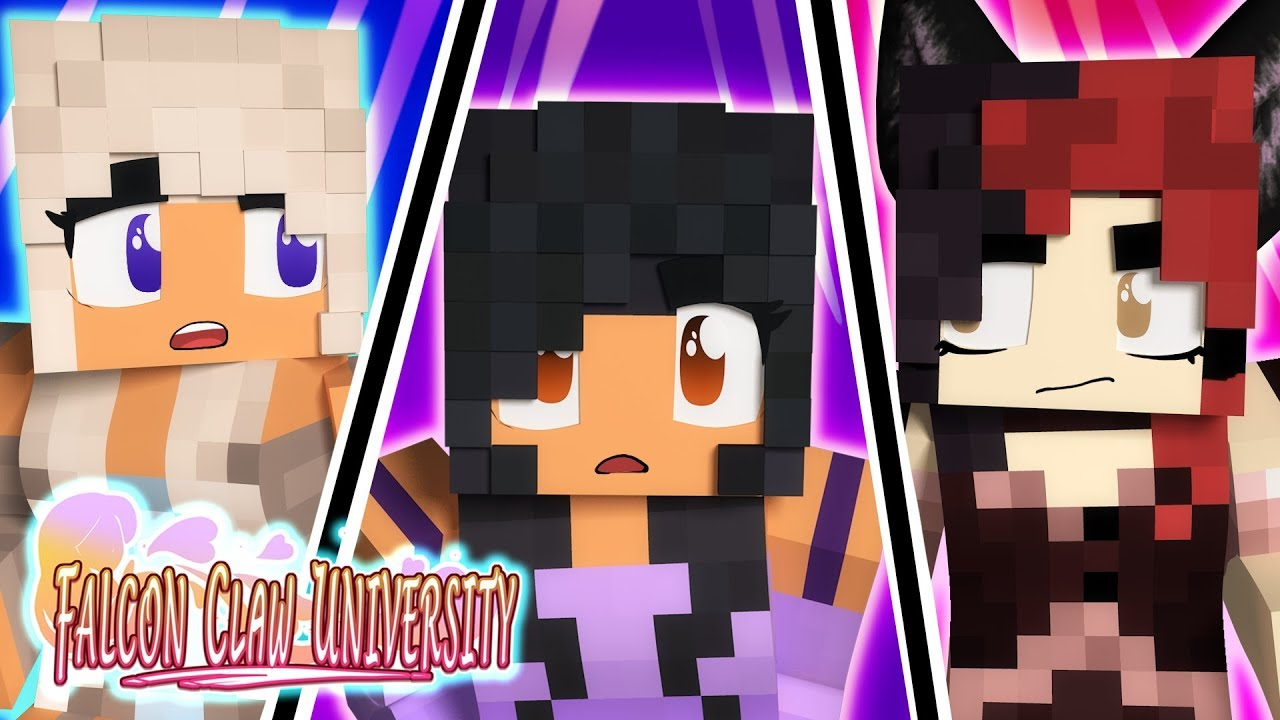 Aphmau's Enemies | FC University | [Ep.10] Minecraft MyStreet Roleplay