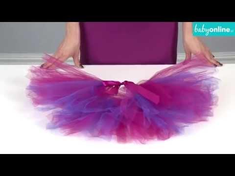 84d3da06 Jak zrobić tiulową spódniczkę tutu