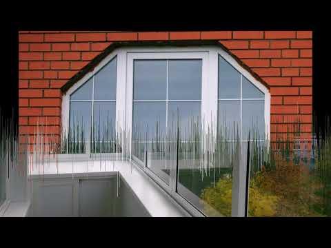 Остекление и пластиковые окна в Дмитрове