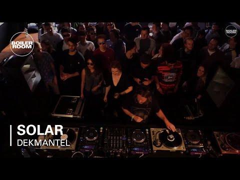 Solar Boiler Room x Dekmantel Festival DJ Set