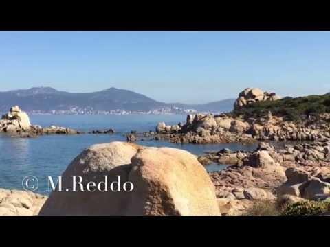 Corse du Sud - France - Pointe de l'Isolella - Gopro