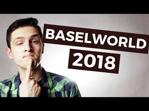 BaselWorld 2018 – 5 najlepszych premier tego roku!| TikTalk odc. 61