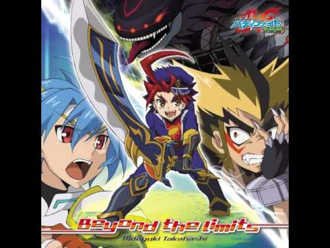 Future Card Buddy Fight 100 SoundTrack - Beyond The Limit