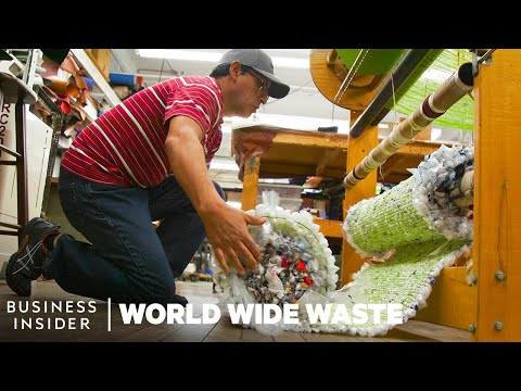 How To Turn Plastic Bags Into Durable Totes | World Wide Waste