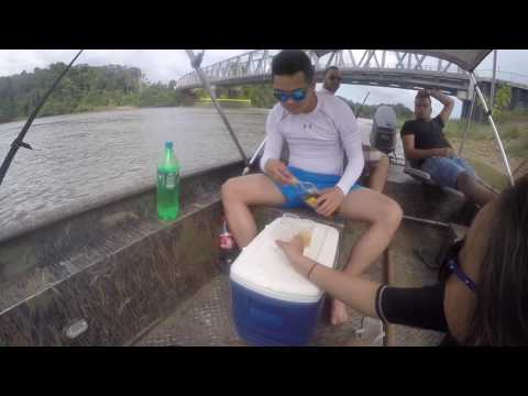 (Unplanned Adventure boat trip Suriname ) We have nothing to lose and world to see Part 004