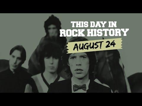 Rolling Stones' Best '80s Album, Judas Priest Case Ends - August 24 in Rock History