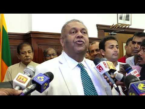"""Sri Lanka: """"Black Friday coup is a silver lining in dark cloud"""""""
