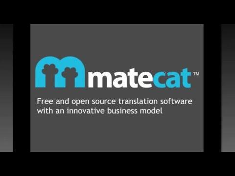 MateCat Webinar (TOC) - A free online CAT tool which integrates collaborative TM and MT - 4 Dec 2015