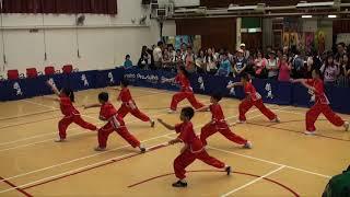 Publication Date: 2018-09-01 | Video Title: 20180513 佛教林炳炎紀念學校~學校小學組初級南拳B隊