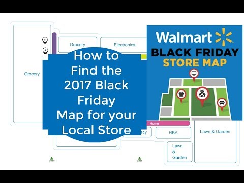 Walmart Map App Black Friday