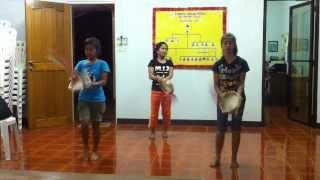 oneway-cms tambourine dance