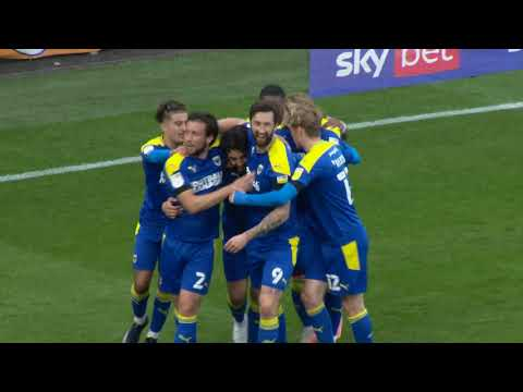 AFC Wimbledon Ipswich Goals And Highlights