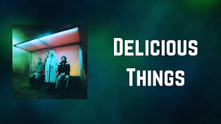 Wolf Alice - Delicious Things (Lyrics)