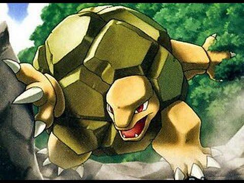 Quest Rock Stone(OT Pokemon)