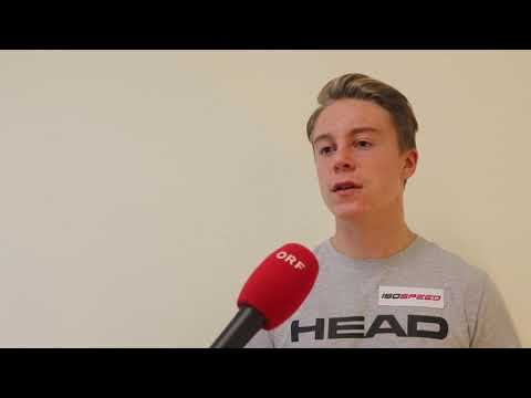 Youth Reporter ORF Sport +: Tennis