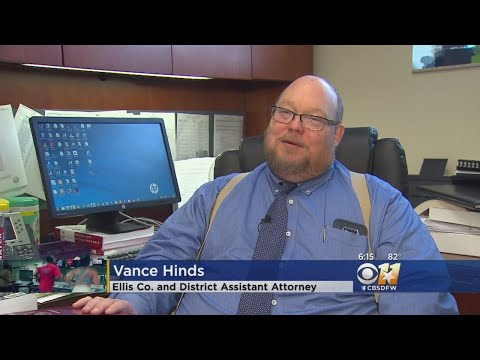 Ellis County DA Inspires Other With Shared Weight Loss Journey