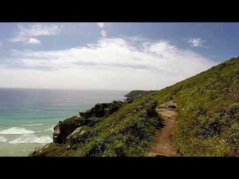 Coastal walk from Treen to Minack theatre