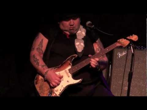 "POPA CHUBBY - ""BIG-LEGGED WOMAN"""