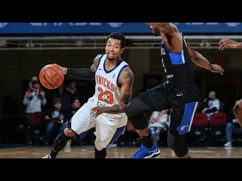 Trey Burke NBA G League Player of the Week Highlights