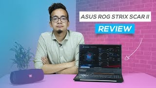ASUS ROG Strix Scar II Review (RTX 2070)