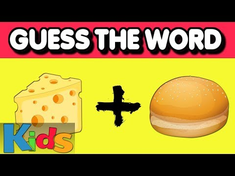 Guess The Word Challenge | BRAIN RIDDLES FOR KIDS WITH ANSWERS