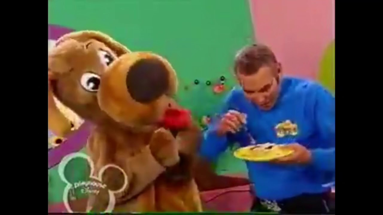 The Wiggles Wiggle house Anthony's lost appetite part 3