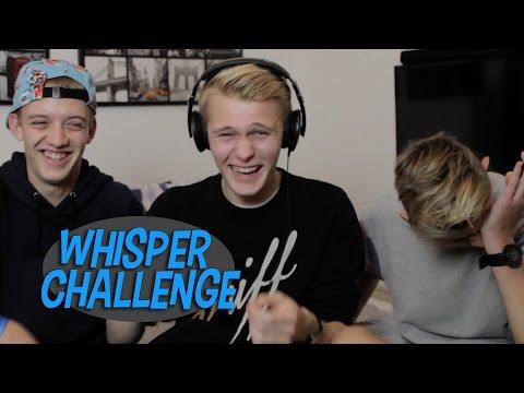 Whisper Challenge | Oscar Feat. Novopleco