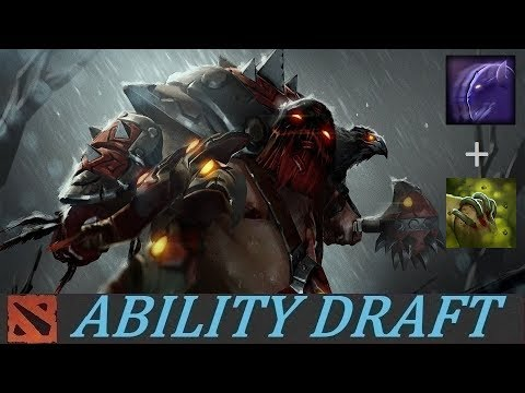 INVISIBLE ROT Made People Rage Quit :D! | Ability Draft Dota 2