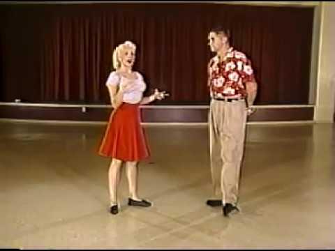 Erik & Sylvia Skylar - Balboa lesson #1