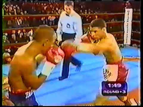 Andy Tabanas vs. Nelson Dieppa- Vacant WBO Light Flyweight Title