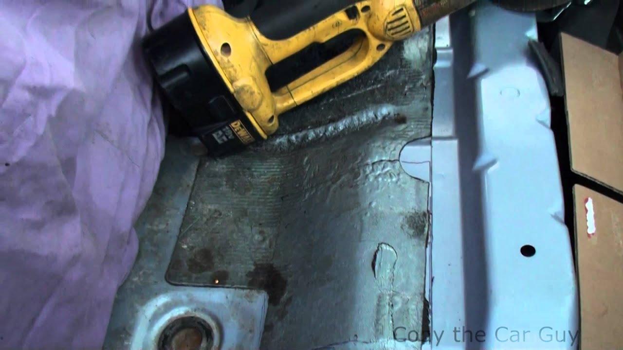 making a toyota 4runner fuel pump access hatch part 1 youtube