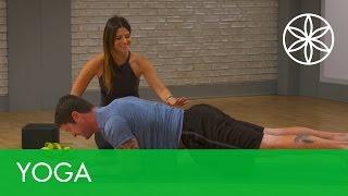 Give Back Yoga Foundation - Shoulder Sequence