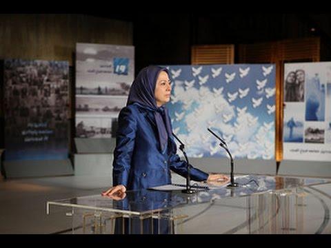 Maryam Radjavi :le renversement du régime iranien est inévitable et indispensable