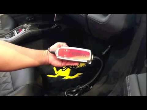 Ferrari battery tender