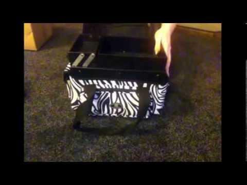 Roo Beauty Case Nail Art Tech Bag Open And Review Haul You
