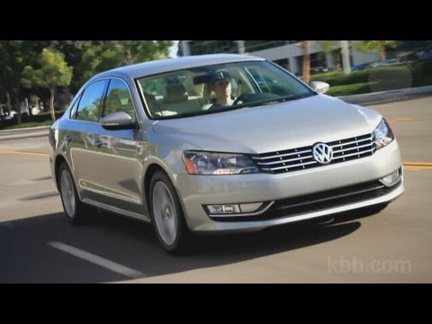 2012 Volkswagen Passat Video Review - Kelley Blue Book
