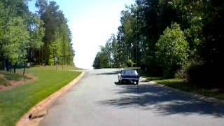 1966 Mustang GT First drive