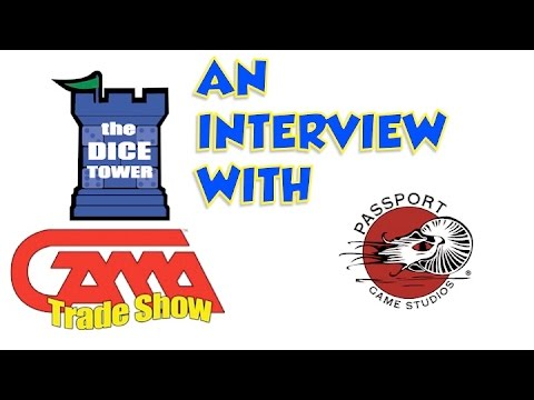 GAMA Trade Show Interviews: Passport Game Studios