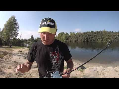 береговой эхолот для рыбалки видео