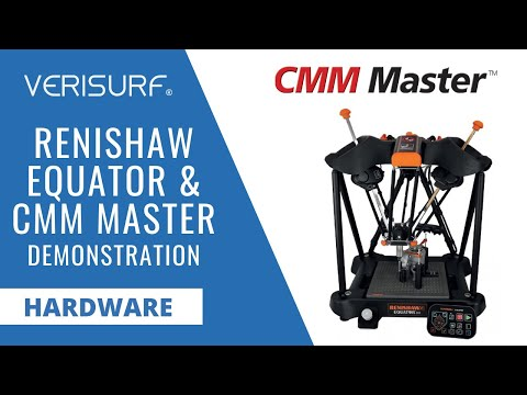 CMM Master Demonstration 24 Minute