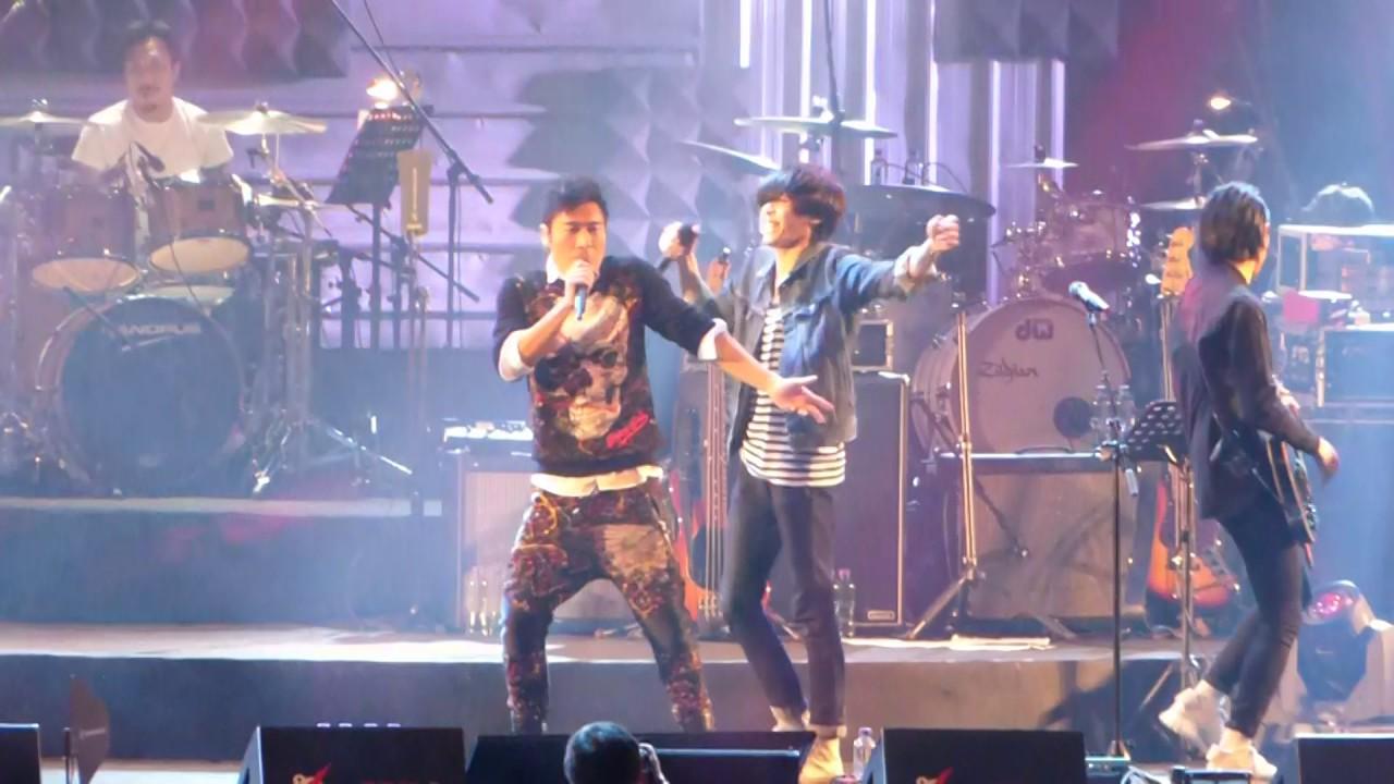 [20170124] 許志安與17安士音樂會 將冰山劈開 - YouTube