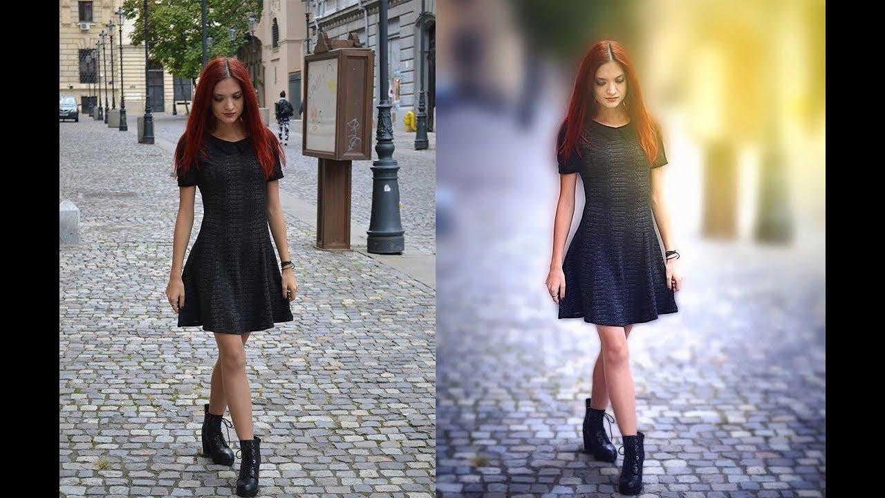 Change color of dress in gimp change