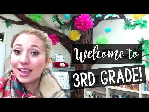 My 3rd Grade Journey | A Classroom Diva
