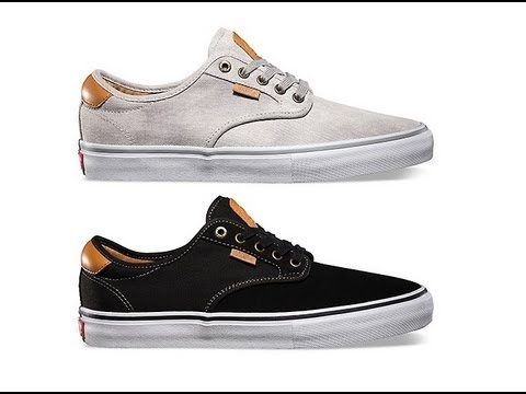 46dd5202dd0 Shoe Review  Vans Chima Ferguson Pro (Washed Grey)   (Black White Tan)